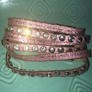 5 for $20 Sale Humanity Bracelet